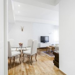Апартаменты Principe de Vergara Apartment балкон