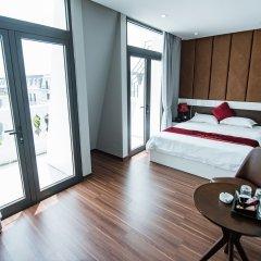 Ha Long Trendy Hotel комната для гостей фото 5