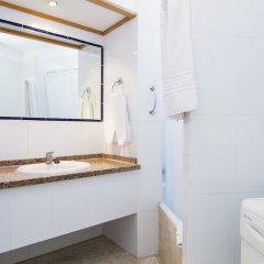 Отель Checkin Bungalows Atlantida ванная фото 2