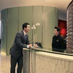 Отель Pan Pacific Xiamen интерьер отеля