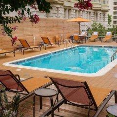 Отель Generator Washington DC бассейн