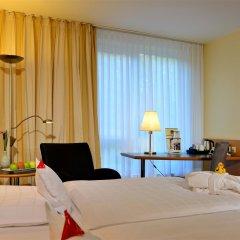 Отель Best Western Premier Parkhotel Kronsberg Германия, Ганновер - 1 отзыв об отеле, цены и фото номеров - забронировать отель Best Western Premier Parkhotel Kronsberg онлайн комната для гостей фото 2