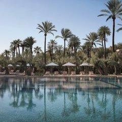 Отель Royal Mansour Marrakech бассейн фото 2