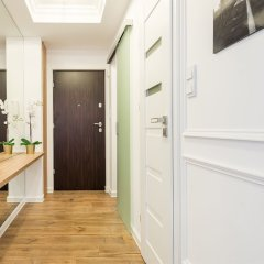 Отель Accommodo Apartament Emilii Plater Польша, Варшава - отзывы, цены и фото номеров - забронировать отель Accommodo Apartament Emilii Plater онлайн фото 20