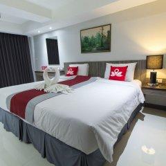 Отель ZEN Rooms Chinatown Bangkok комната для гостей