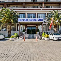 Отель Entur Thermal Resort & Spa пляж