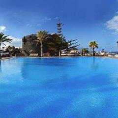Отель Barcelo Castillo Beach Resort бассейн