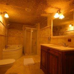 Travellers Cave Pension Турция, Гёреме - 1 отзыв об отеле, цены и фото номеров - забронировать отель Travellers Cave Pension онлайн ванная