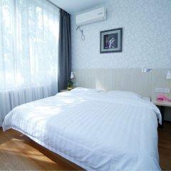 Beijing Sicily Hotel комната для гостей фото 4