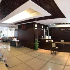 Отель R-Con Residence интерьер отеля