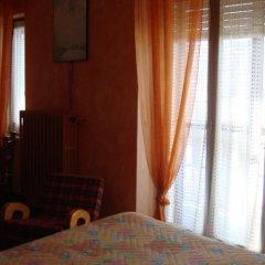 Hotel Hirondelle Аоста удобства в номере фото 2