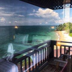 Отель Diamond Cliff Beach Resort Ланта балкон