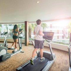 Отель Novotel Phuket Karon Beach Resort & Spa Пхукет фитнесс-зал