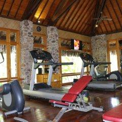 Отель Bora Bora Pearl Beach Resort and Spa Французская Полинезия, Бора-Бора - отзывы, цены и фото номеров - забронировать отель Bora Bora Pearl Beach Resort and Spa онлайн фитнесс-зал фото 3