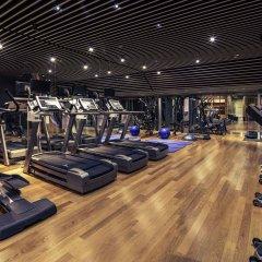 Отель Mercure Ambassador Seoul Gangnam Sodowe фитнесс-зал