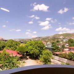 Отель Crown Regency Residences - Cebu балкон