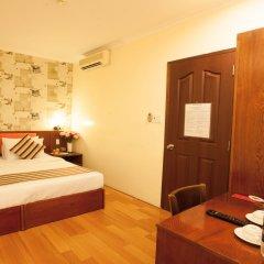 Saigon Crystal Hotel комната для гостей