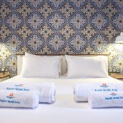 Отель Ano Aparthotel Корфу комната для гостей фото 5