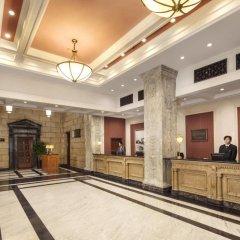 Jin Jiang Pacific Hotel Shanghai интерьер отеля