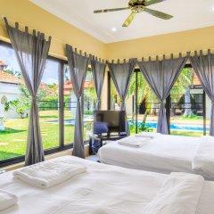 Отель DaVinci Pool Villa Pattaya комната для гостей фото 3