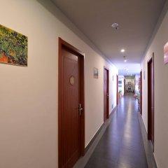 Отель Deng Ba International Inn Китай, Шанхай - отзывы, цены и фото номеров - забронировать отель Deng Ba International Inn онлайн интерьер отеля фото 2