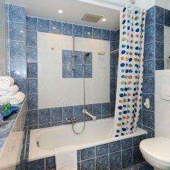 Отель Suite Halevy Five Stars Holiday House ванная