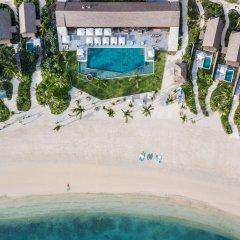 Отель Six Senses Fiji пляж фото 2