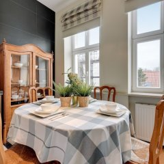 Апартаменты Lion Apartments - Parkowa 41-4 Сопот в номере