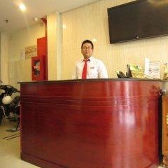Отель Hoang Hoang Hotel Вьетнам, Хошимин - отзывы, цены и фото номеров - забронировать отель Hoang Hoang Hotel онлайн интерьер отеля фото 2
