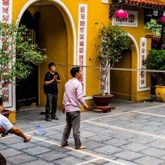 Hanoi Vision Boutique Hotel спортивное сооружение