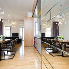 Отель EMPIRENT Aquarius Apartments Чехия, Прага - отзывы, цены и фото номеров - забронировать отель EMPIRENT Aquarius Apartments онлайн комната для гостей фото 2