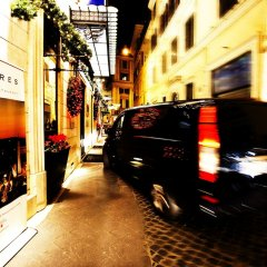 Отель VALADIER Рим парковка