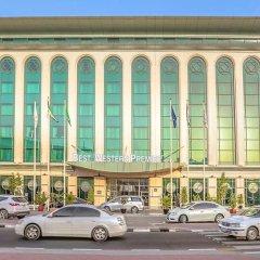 Отель Best Western Premier Deira парковка