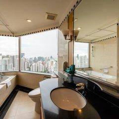 Отель Jasmine City 4* Стандартный номер с разными типами кроватей фото 2