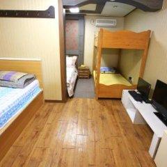 Отель Daegwalnyeong Sanbang Южная Корея, Пхёнчан - отзывы, цены и фото номеров - забронировать отель Daegwalnyeong Sanbang онлайн комната для гостей фото 3