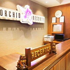 Отель Orchid Resortel Пхукет спа