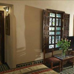 Отель Palais De Fès Dar Tazi Марокко, Фес - отзывы, цены и фото номеров - забронировать отель Palais De Fès Dar Tazi онлайн интерьер отеля фото 3