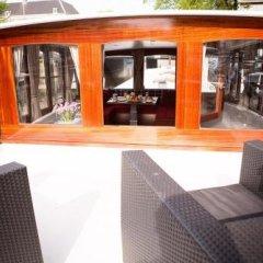 Отель Prinsenboot Нидерланды, Амстердам - отзывы, цены и фото номеров - забронировать отель Prinsenboot онлайн гостиничный бар