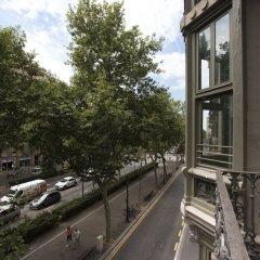 Urbany Hostel Bcn Go! Барселона балкон