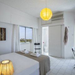 Отель Thalassa Suite Кипр, Протарас - отзывы, цены и фото номеров - забронировать отель Thalassa Suite онлайн комната для гостей фото 5