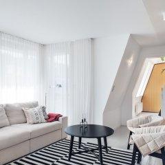 Отель Little Home - Molo Сопот комната для гостей фото 4