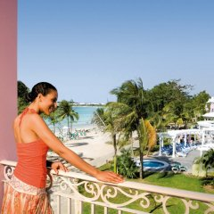 Отель RIU Palace Tropical Bay All Inclusive балкон