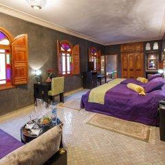 Отель Riad Andalib Марокко, Фес - отзывы, цены и фото номеров - забронировать отель Riad Andalib онлайн комната для гостей фото 2