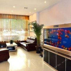 Отель Zhongan Inn Meiyuan Hotel Китай, Сиань - отзывы, цены и фото номеров - забронировать отель Zhongan Inn Meiyuan Hotel онлайн интерьер отеля фото 2