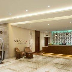 Отель Hilton Garden Inn Dubai Al Muraqabat Дубай фитнесс-зал фото 2