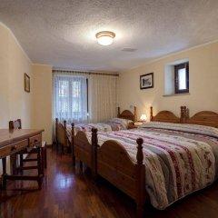 Отель Cecchin Италия, Аоста - отзывы, цены и фото номеров - забронировать отель Cecchin онлайн комната для гостей фото 4