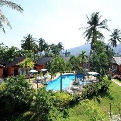 Отель Andaman Seaside Resort Пхукет балкон