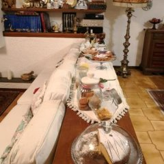 Отель Il Giardino Fiorito Понтеканьяно питание
