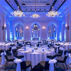 Отель Hilton Paris Opera Париж помещение для мероприятий фото 2