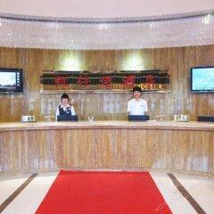 Отель Kaishibao Hotel Китай, Сиань - отзывы, цены и фото номеров - забронировать отель Kaishibao Hotel онлайн интерьер отеля